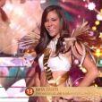 Miss Picardie : Morgane Fradon - Élection de Miss France 2020 sur TF1, le 14 décembre 2019.