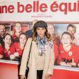 """Mélissa Theuriau - Avant-première du film """"Une belle équipe"""" à Paris le 3 décembre 2019. © Jack Tribeca/Bestimage"""
