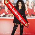 """Sabrina Ouazani - Avant-première du film """"Une belle équipe"""" à Paris le 3 décembre 2019. © Jack Tribeca/Bestimage"""