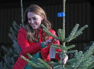 Kate Middleton : Look de Noël réussi pour choisir son sapin