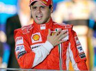Felipe Massa en soins intensifs... a été opéré d'une fracture du crâne ! Regardez son accident !
