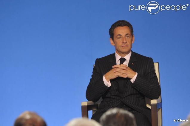 Nicolas Sarkozy, hospitalisé le 26 juillet 2009 !