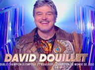 """Mask Singer : David Douillet, lion démasqué, sa femme Vanessa """"la plus fière"""""""