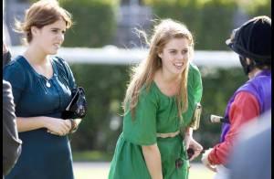Les Princesses Eugénie et Béatrice se sont éclatées à Ascot... le St Trop' de la famille Royale !