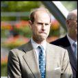 La prince andrew, duc d'York et ses filles Eugénie et Beatrice sont au course d'Ascot le 25 juillet 2009
