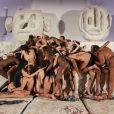 """Lourdes Leon, la fille de Madonna, a participé à """"Love Different"""", une performance artistique réalisée par Carlotta Guerrero pour Desigual. Miami, le 6 décembre 2019."""