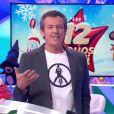 """Jean-Luc Reichmann ému par Camille dans """"Les 12 Coups de midi"""", le 8 décembre 2019, sur TF1"""