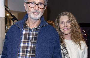 Thierry Lhermitte et sa femme Hélène : Soirée privée avec Aure Atika