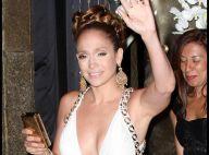 Jennifer Lopez : une deuxième fiesta pour son anniversaire en grande pompe... pour une véritable déesse émue aux larmes !