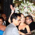 De fête d'anniversaire en fête d'anniversaire, Jennifer Lopez change de robe ! Le 25 juillet fin du 2 ème birthday !