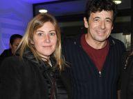 Patrick Bruel soutenu par Amanda Sthers et leurs fils à son concert parisien