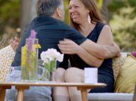Didier et Isabelle (L'amour est dans le pré) mannequins : photo de leur défilé
