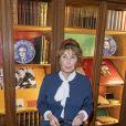 """Exclusif - Françoise Canetti lors de la remise du """"Prix Georges, Jacques et Elias Canetti"""" à l'institut Pasteur, le 10 décembre 2019 à Paris. © Pierre Perusseau / Bestimage."""