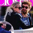 """Laeticia Hallyday et Pascal Balland en couverture du magazine """"Closer"""", numéro du 29 novembre 2019."""