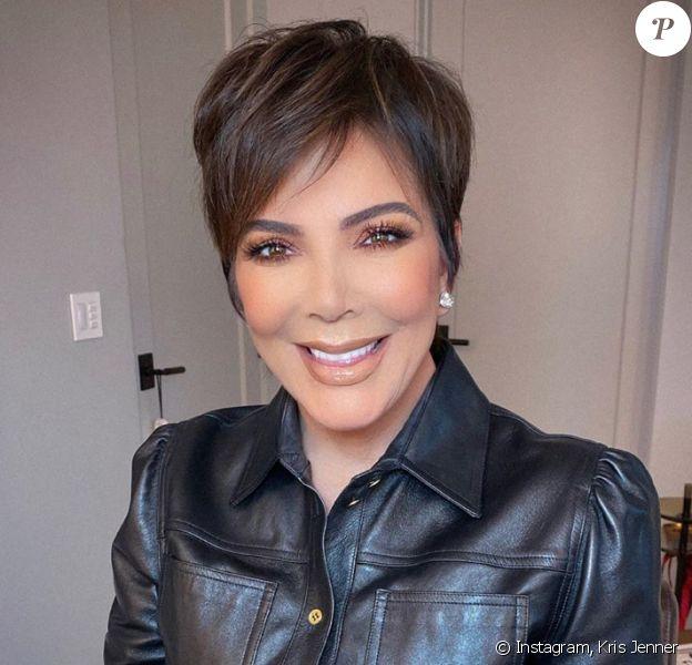 Kris Jenner. Novembre 2019.