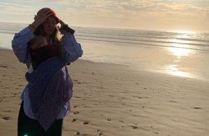 Pierre Niney : Douces vacances au Maroc avec Natasha et leurs filles