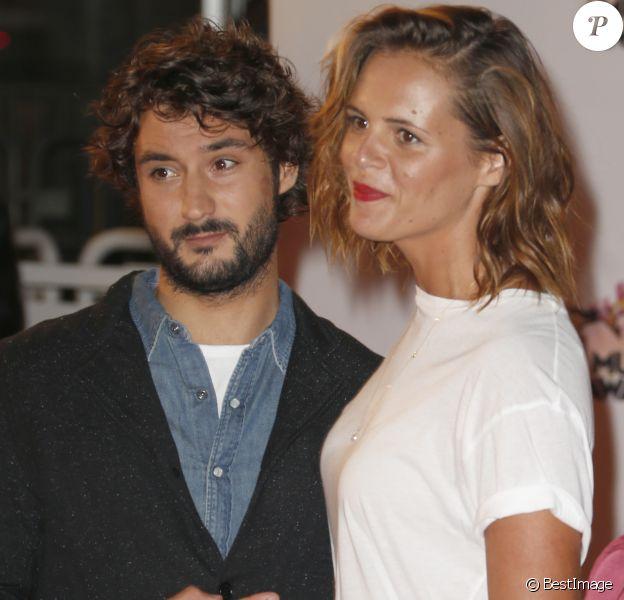 Laure Manaudou et Jérémy Frérot - Arrivées à la 17ème cérémonie des NRJ Music Awards 2015 au Palais des Festivals à Cannes, le 7 novembre 2015. © Christophe Aubert via Bestimage