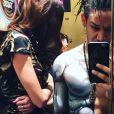 Ahlamalik Williams, le nouveau (supposé) petit-ami de Madonna, sur Instagram. Âgé de 25 ans, il est danseur professionnel et l'accompagne sur sa tournée.