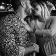 """Florian de """"Mariés au premier regard"""" et sa nouvelle compagne, novembre 2019, sur Instagram"""