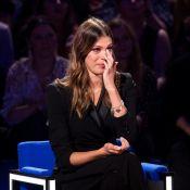 """Iris Mittenaere en pleurs face à Dave et Florent Pagny dans """"La Boîte à secrets"""""""
