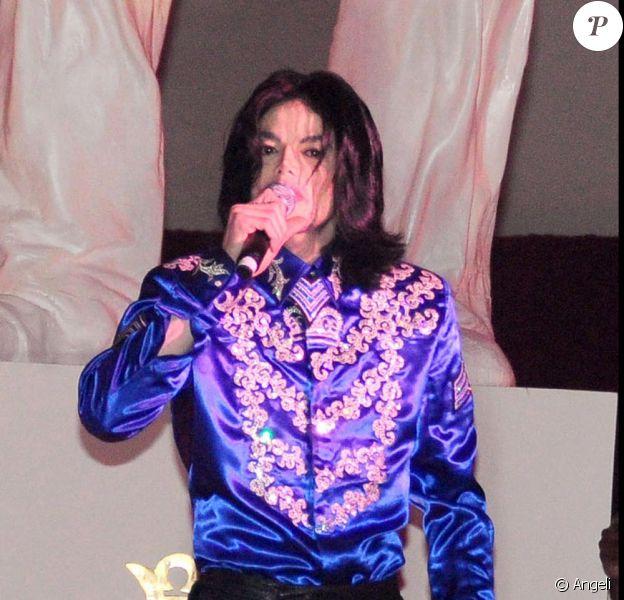 Michael Jackson en 2008