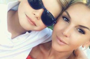 Amélie Neten : Vacances de rêve au pays du Père Noël avec son fils Hugo