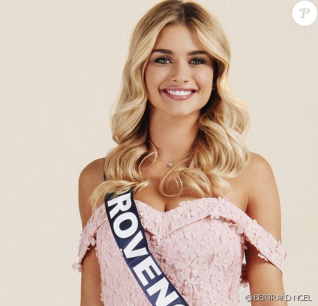 Miss Provence : Lou Ruat, 19 ans, 1,71 m, actuellement en deuxième année de licence économie et gestion.