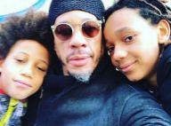 JoeyStarr : Nouvel An avec ses fils Khalil et Matisse en hôtel 5 étoiles