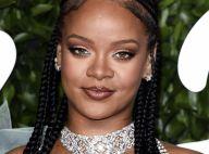 Rihanna sans maquillage : elle assume un immense bouton sur son visage