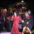Gloria Estefan au 61e gala de la Croix Rouge à Monaco