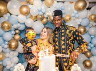 Paul Pogba : Premier anniversaire de son fils en Versace, son prénom révélé
