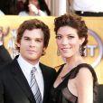 Michael C. Hall et sa femme Jennifer Carpenter