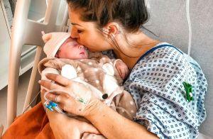 Anaïs Sanson maman : Crise d'angoisse, larmes... confidences sur son accouchement