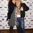 Ariana Kah et Pierre-Jean Chalençon - Conférence de presse à l'hotel de ville du lancement de la 5ème édition du salon de la gastronomie des Outre-Mer à Paris le 8 janvier 2020. © Jack Tribeca/Bestimage