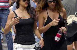Michelle Rodriguez : encore avec une nouvelle jeune femme... Elle nous mène en bateau !