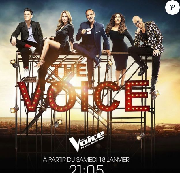 The Voice saison 9, le 18 janvier 2020 sur TF1