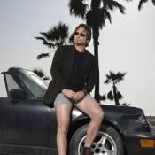 David Duchovny en caleçon et Madeline Zima très sexy... en promo pour leur sulfureuse série !