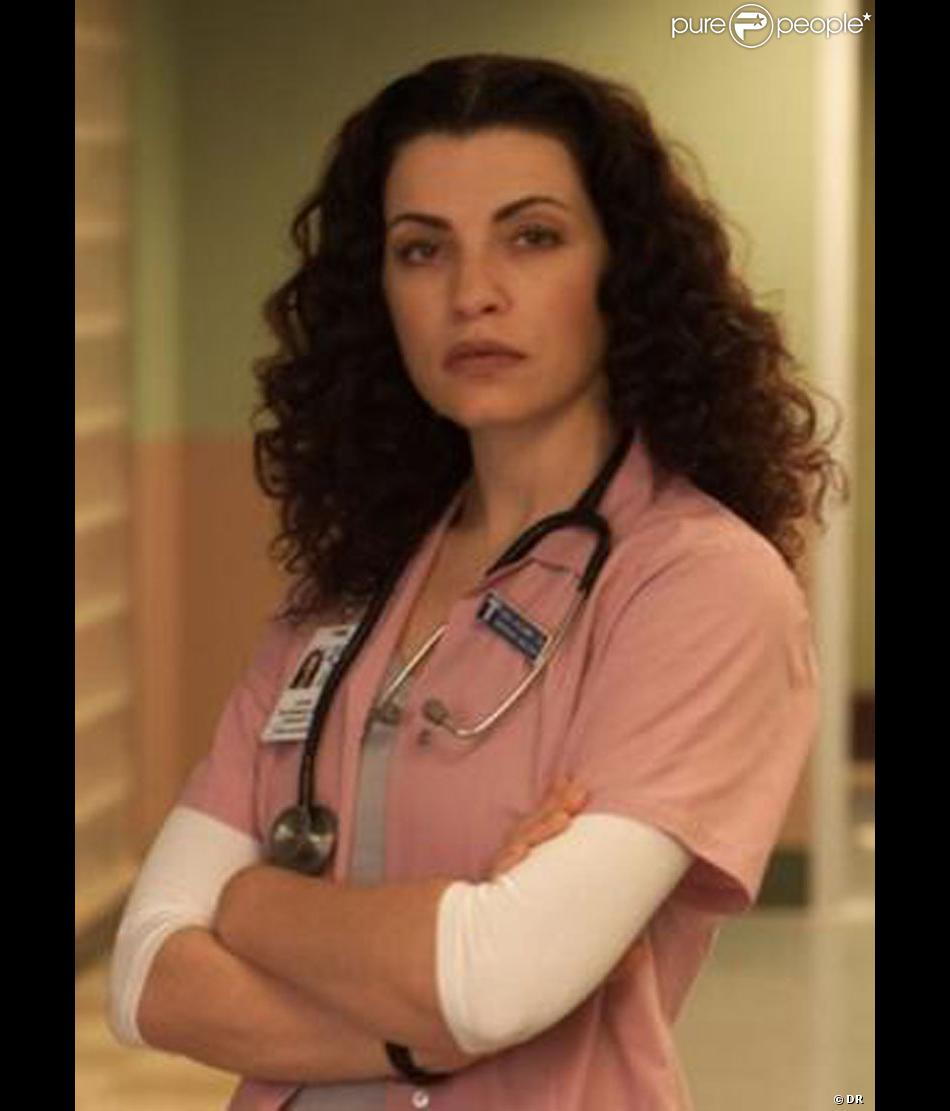 Julianna Margulies quitte urgences