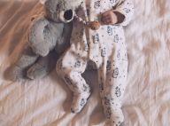 Alizée dévoile une photo adorable mais amère de sa fille Maggy