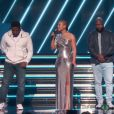 Alicia Keys, Boyz II Men lors de la 62ème édition de la soirée des Grammy Awards à Los Angeles, Californie, Etats-Unis, le 26 janvier 2020. 62nd Annual Grammy Awards, in Los Angeles, CA, USA, on January 26, 2020.