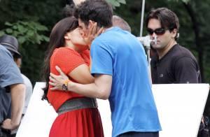 America Ferrera, alias Ugly Betty, embrasse... un homme !