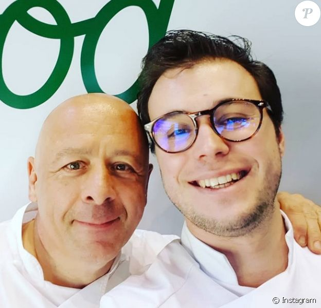 """Adrien Descouls qui a participé à """"Top Chef"""" en 2018, a obtenu sa première étoile au guide Michelin. Janvier 2020."""
