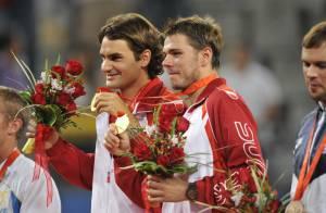 Après les jumelles de Roger Federer... une autre star de tennis suisse sera bientôt papa !
