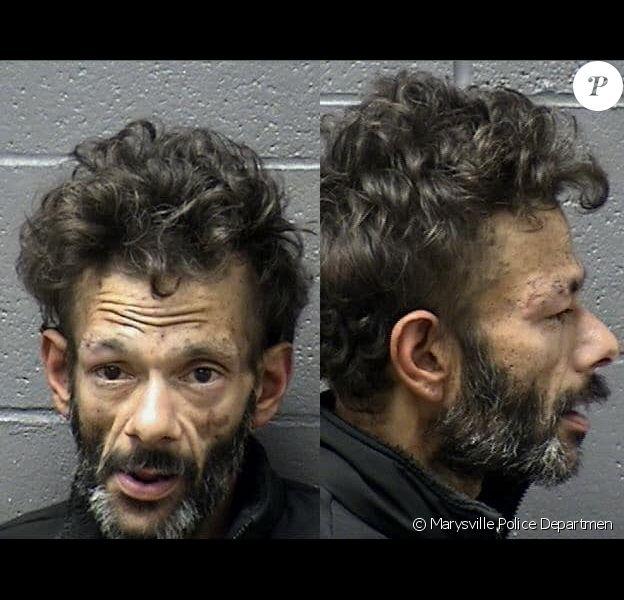 Photo prise lors de l'arrestation de Shaun Weiss.