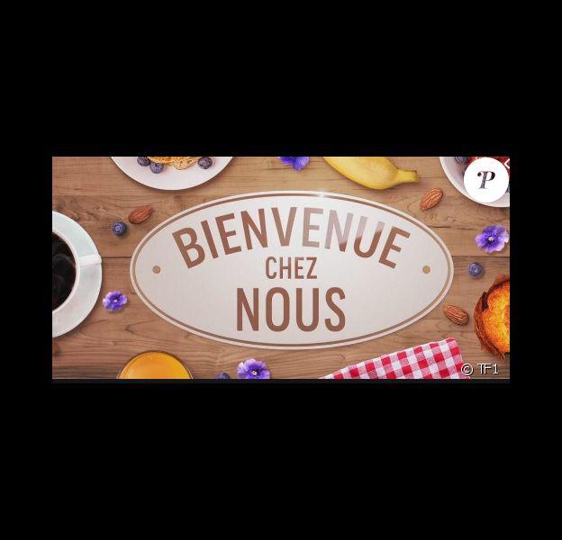"""Logo de l'émission """"Bienvenue chez nous"""" (TF1)"""