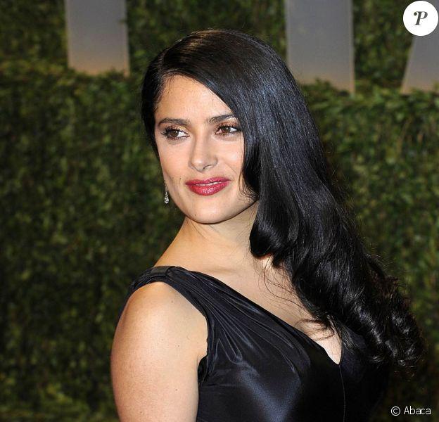 Salma Hayek, bientôt au cinéma dans Darren Shan, l'assistant du vampire !