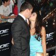 Channing Tatum et sa femme Jenna Dewan lors de la première à Los Angeles de G.I. Joe - Le réveil du Cobra le 6 août 2009