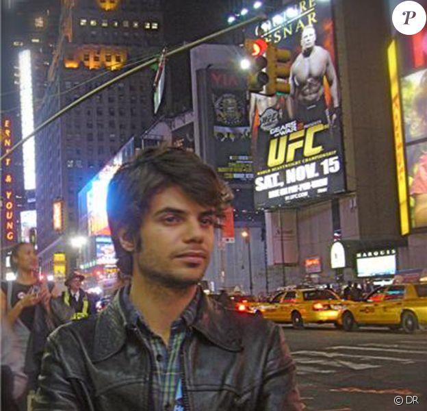 Louis de Caunes à New York