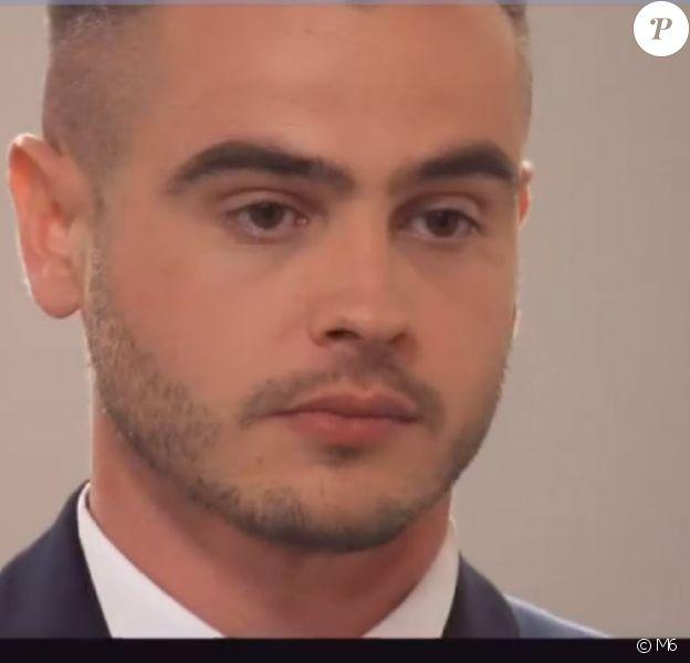 """Laura et Cyril dans """"Mariés au premier regard 2020"""", le 3 février, sur M6"""