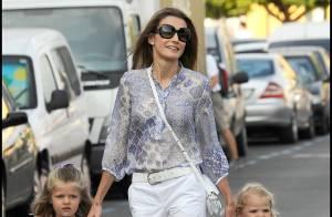 Letizia d'Espagne en vacances avec Leonor et Sofia : l'élégance de mère en filles !